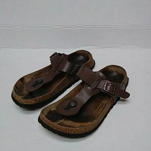 Birkenstock Gizeh Betula sandal shoe size 5